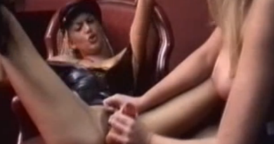 VIDEO: Dali su mi da snimim lezbo scenu!