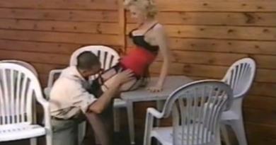 VIDEO: Jebanje u bašti jednog kafića