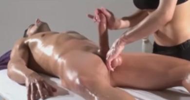VIDEO: Masaža njegovog kurca