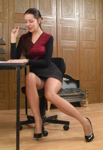 seksi sekretarica
