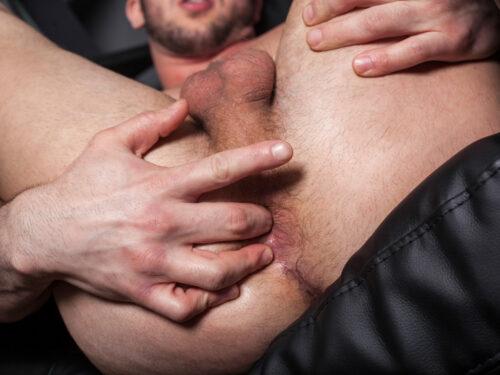 muška analna masturbacija