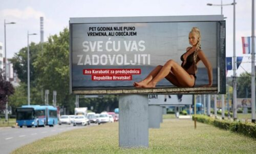 bilbord Ave Karabatić