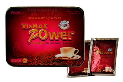 Viamax Power kafa za ženski libido