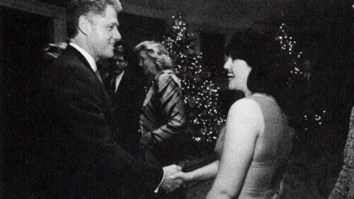 Bil Klinton i Monika Levinski
