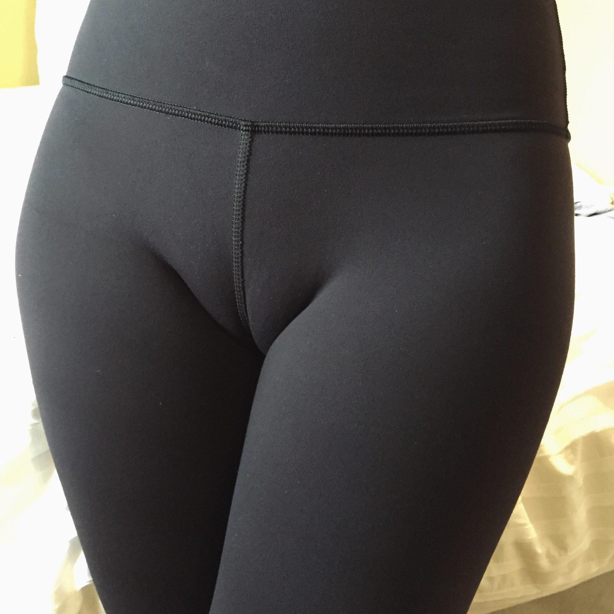Big Black Camel Toes