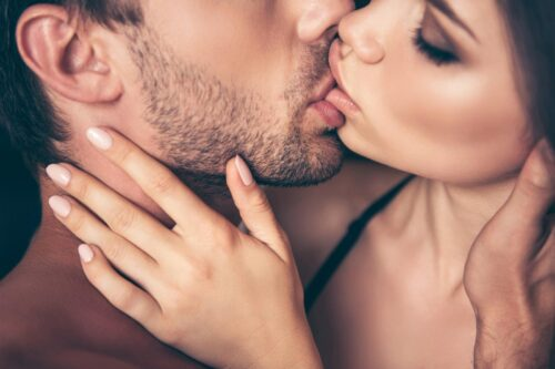 Poljubac i sva njegova moć